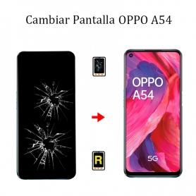 Cambiar Pantalla Oppo A54 5G