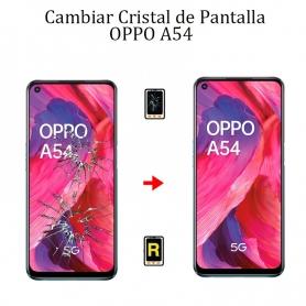 Cambiar Cristal De Pantalla Oppo A54 5G