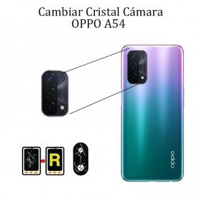 Cambiar Cristal Cámara Trasera Oppo A54 5G
