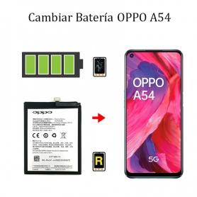 Cambiar Batería Oppo A54 5G