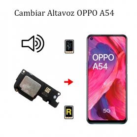 Cambiar Altavoz De Música Oppo A54 5G