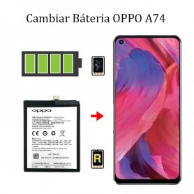 Cambiar Batería Oppo A74