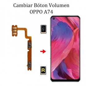 Cambiar Botón De Volumen Oppo A74