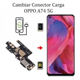 Cambiar Conector De Carga Oppo A74 5G