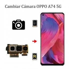 Cambiar Cámara Trasera Oppo A74 5G