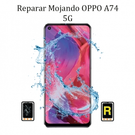 Reparar Mojado Oppo A74 5G