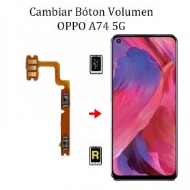 Cambiar Botón De Volumen Oppo A74 5G