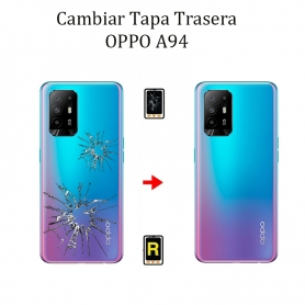 Cambiar Tapa Trasera Oppo A94 5G