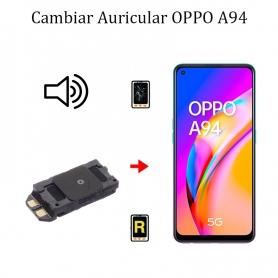 Cambiar Auricular De Llamada Oppo A94 5G