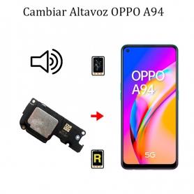 Cambiar Altavoz De Música Oppo A94 5G