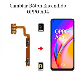 Cambiar Botón De Encendido Oppo A94 5G