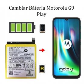 Cambiar Batería Motorola G9...