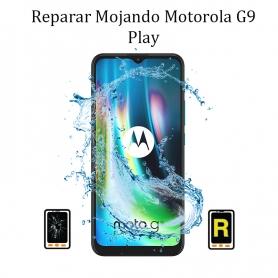 Reparar Mojado Motorola G9...