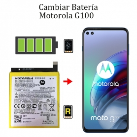 Cambiar Batería Motorola G100