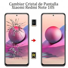 Cambiar Cristal De Pantalla Xiaomi Redmi Note 10S