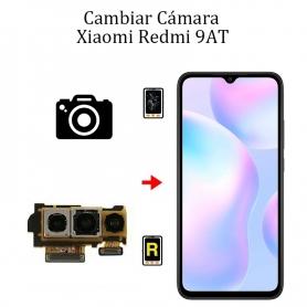 Cambiar Cámara Trasera Xiaomi Redmi 9AT