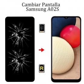 Cambiar Pantalla Samsung Galaxy A02S