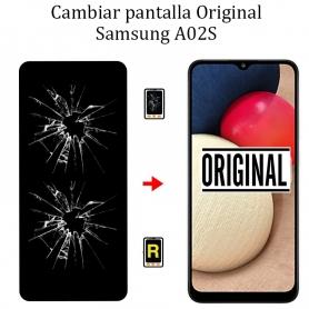 Cambiar Pantalla Original Samsung Galaxy A02S