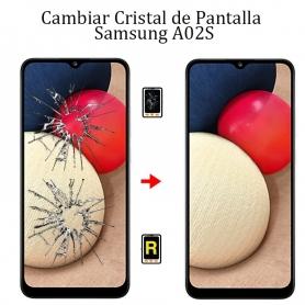 Cambiar Cristal De Pantalla Samsung Galaxy A02S