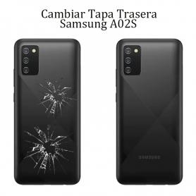 Cambiar Tapa Trasera Samsung Galaxy A02S