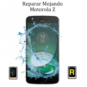 Reparar Mojado Motorola Z