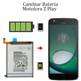 Cambiar Batería Motorola Z...