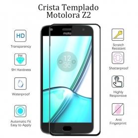 Cristal Templado Motorola Z2