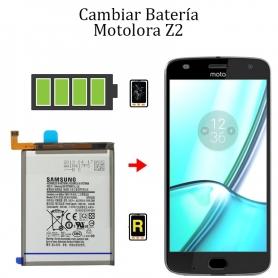 Cambiar Batería Motorola Z2