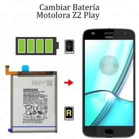 Cambiar Batería Motorola Z2...