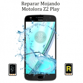 Reparar Mojado Motorola Z2...