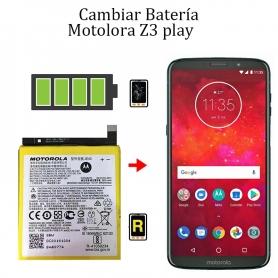 Cambiar Batería Motorola Z3...