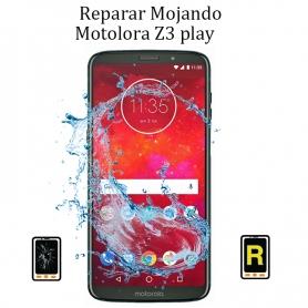 Reparar Mojado Motorola Z3...