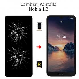 Cambiar Pantalla Nokia 1,3