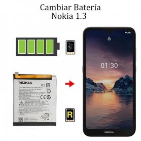 Cambiar Batería Nokia 1,3