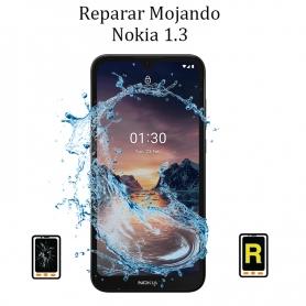 Reparar Mojado Nokia 1,3