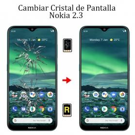 Cambiar Cristal De Pantalla Nokia 2,3