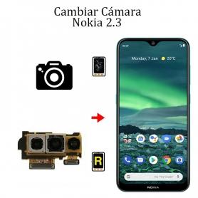 Cambiar Cámara Trasera Nokia 2,3