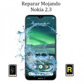 Reparar Mojado Nokia 2,3
