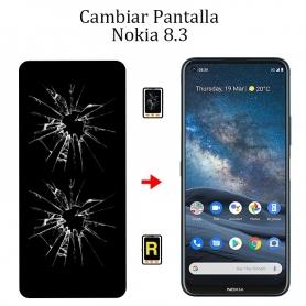 Cambiar Pantalla Nokia 8,3