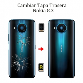 Cambiar Tapa Trasera Nokia 8,3