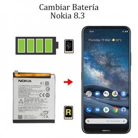 Cambiar Batería Nokia 8,3