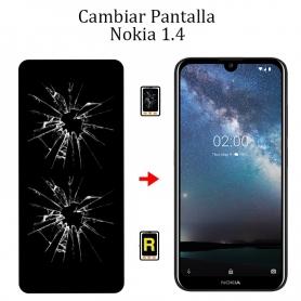 Cambiar Pantalla Nokia 1,4