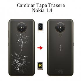 Cambiar Tapa Trasera Nokia 1,4