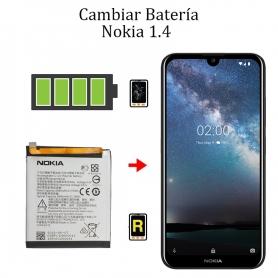 Cambiar Batería Nokia 1,4
