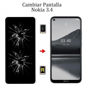 Cambiar Pantalla Nokia 3,4