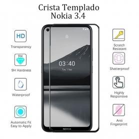 Cristal Templado Nokia 3,4