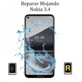Reparar Mojado Nokia 3,4