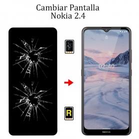 Cambiar Pantalla Nokia 2,4