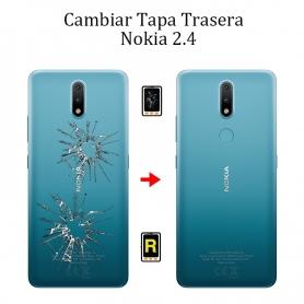 Cambiar Tapa Trasera Nokia 2,4