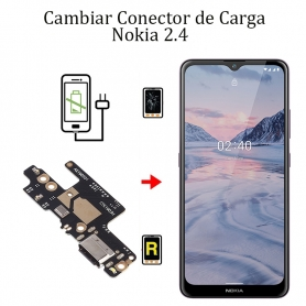 Cambiar Conector De Carga...